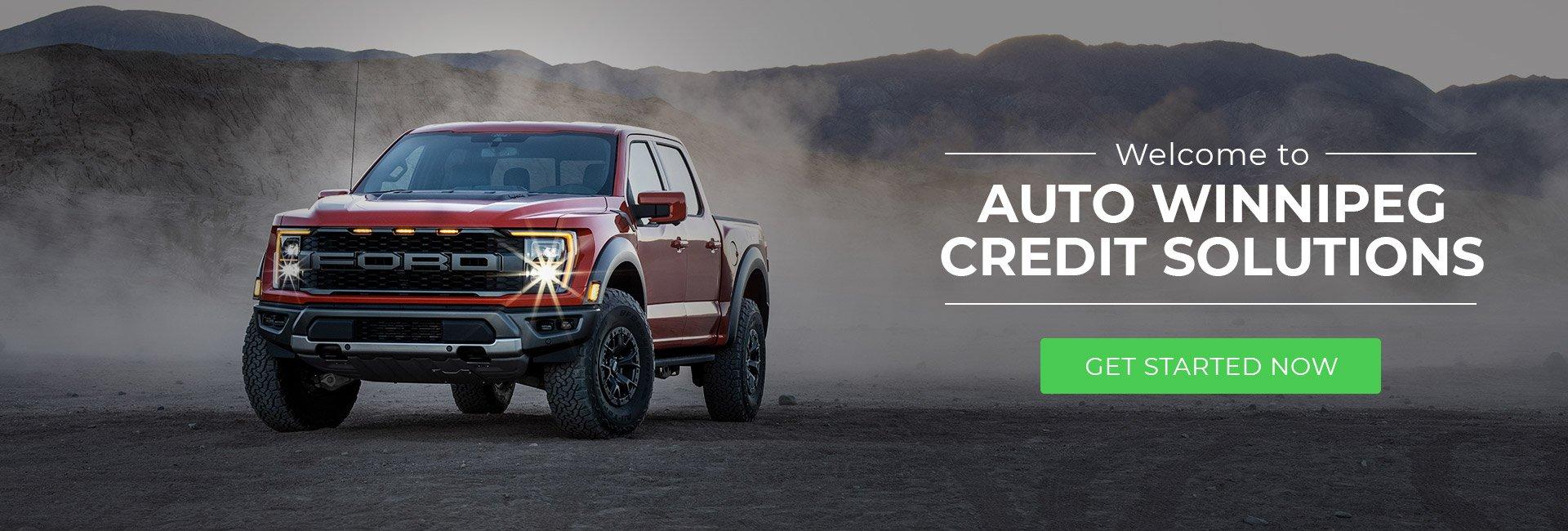 Auto Winnipeg Credit Solutions
